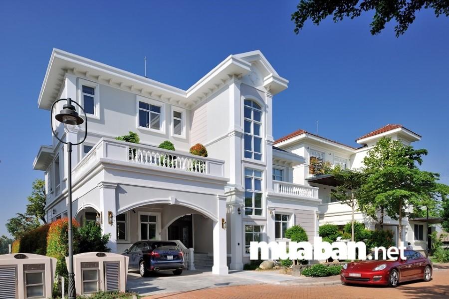 Hãy tìm hiểu kỹ về diện tích cũng như cách sử dụng những khu vực chức năng này trước khi quyết định mua căn biệt thự đó.