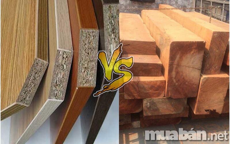 Đồ nội thất bằng gỗ được sử dụng rất nhiều trong cuộc sống. Nhiều người hiện nay băn khoăn không biết nên chọn gỗ tự nhiên hay gỗ công nghiệp cho gia đình mình. Vậy hãy cùng chúng tôi đánh giá ưu và nhược điểm của gỗ tự nhiên và gỗ công nghiệp để từ đó biết được nên chọn loại gỗ nào cho đồ nội thất trong gia đình nhé!