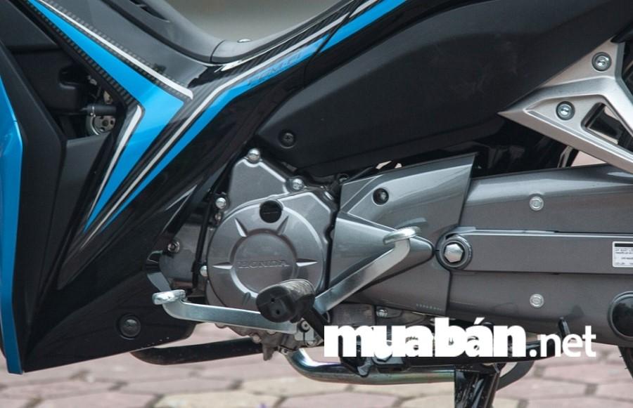 Honda Wave RSX có động cơ mạnh mẽ cho công suất tối đa 6,05KW tại 7,500 vòng/phút.