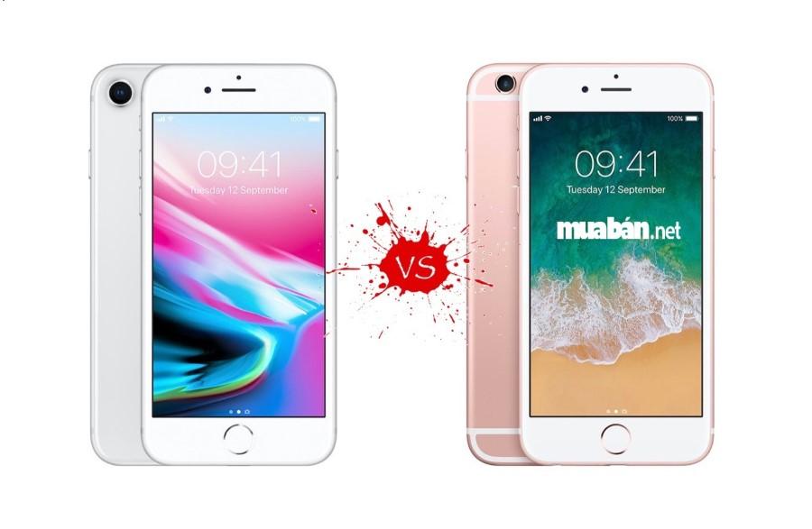 Iphone 6- iphone 8