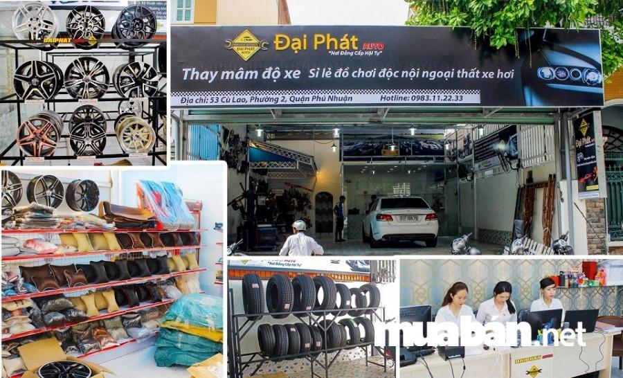 Đại Phát Auto là một trong những địa chỉ cung cấp dịch vụ rửa xe hơi ô tô uy tín chuyên nghiệp giá rẻ tại TP.HCM.