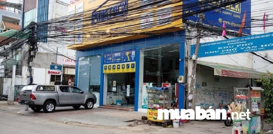 """Địa chỉ rửa xe ô tô Sonax Điện Biên Phủ được nhiều chủ xe ô tô lựa chọn khi có nhu cầu """"tút"""" lại """"nhan sắc"""" cho chiếc xe của mình."""