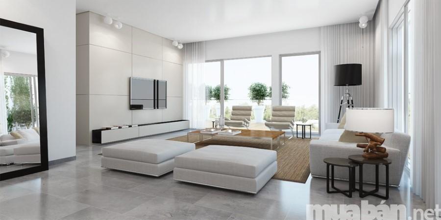 Sử dụng gương trang trí không chỉ giúp mở rộng không gian những ngôi nhà nguyên căn có diện tích khiêm tốn mà còn giúp cho các căn phòng thêm sáng sủa hơn. Sẽ chẳng có gì khó khăn trong việc lựa chọn một chiếc gương soi vừa xinh xắn với kích thước hợp lý để trang trí cho không gian sống của gia đình bạn đúng