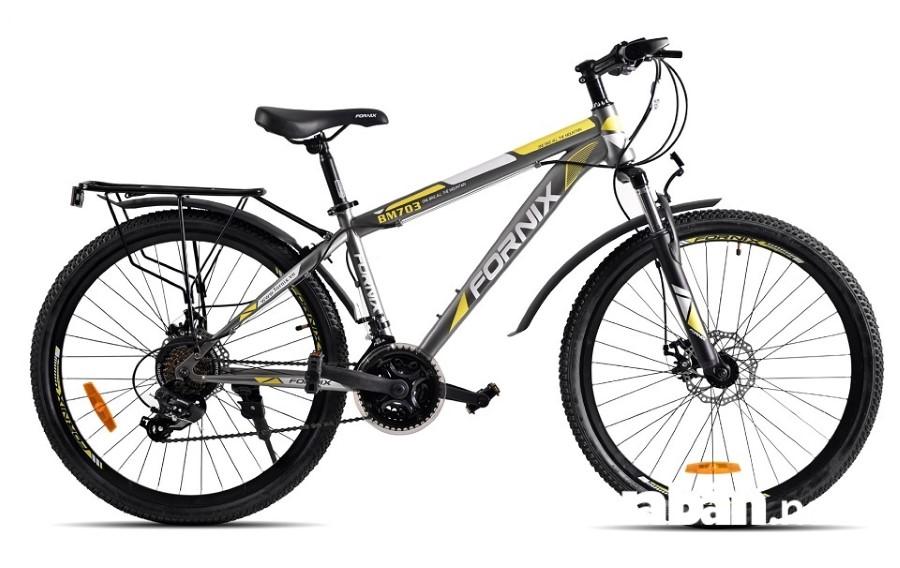 Những chiếc xe đạp địa hình Fornix ngày càng xuất hiện nhiều tại thị trường Việt Nam và chiếm được tình cảm của đông đảo người dùng Việt.