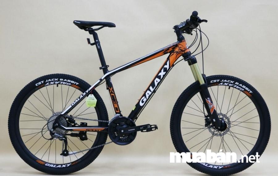 Galaxy là thương hiệu xe đạp nổi tiếng đến từ Đài Loan với các dòng xe đạp thể thao có chất lượng đáp xứng tầm quốc tế.