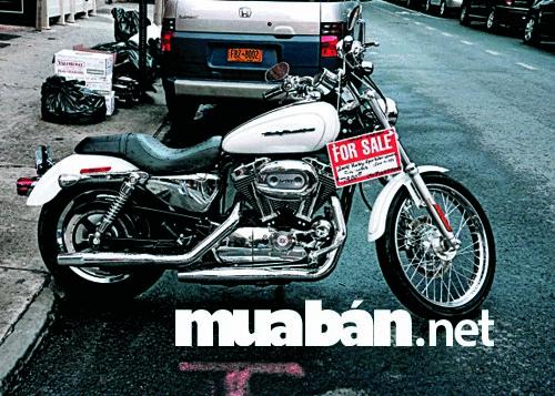Xe máy cũ đang là một mặt hàng khá đặc biệt trong thị trường xe máy