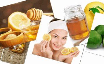 Cách làm đẹp da mặt tại nhà từ những nguyên liệu trong bếp