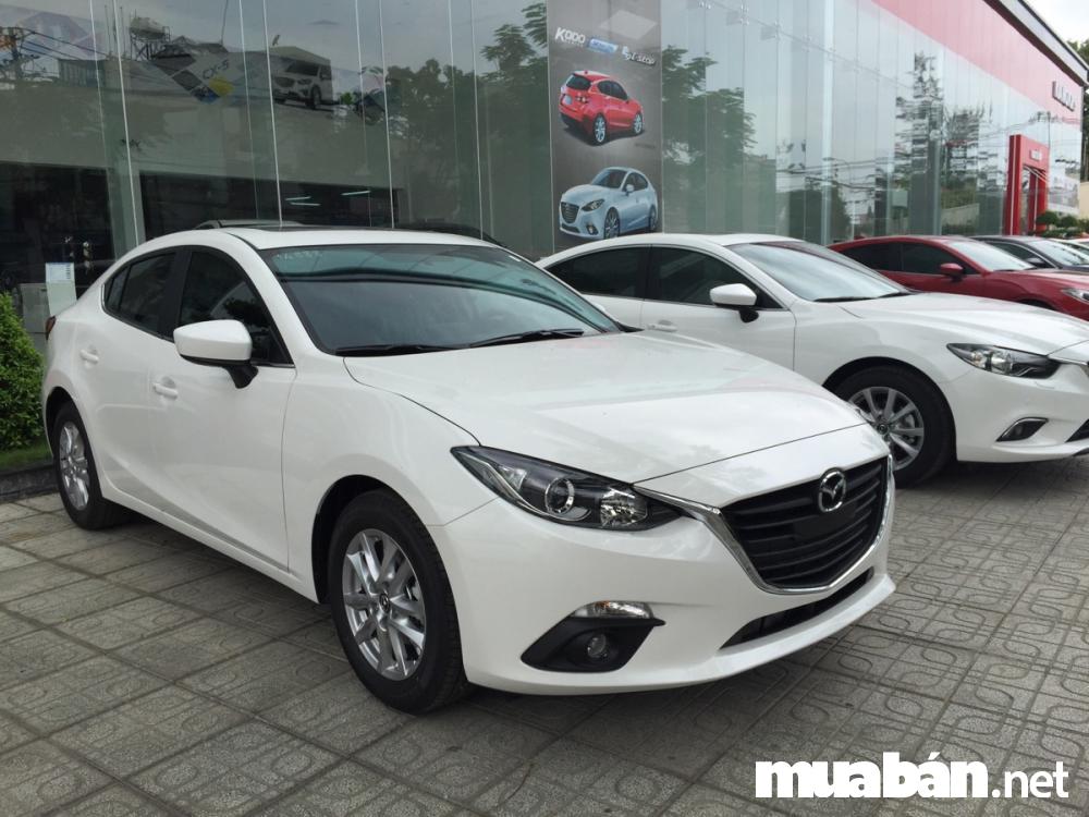 Chế độ bảo dưỡng đặc biệt dành cho xe Mazda 3 cũ