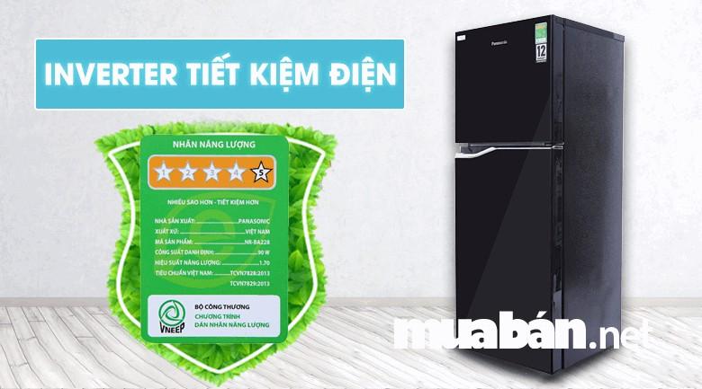 Dòng tủ lạnh có tính năng tiết kiệm điện Inverter khá được quan tâm