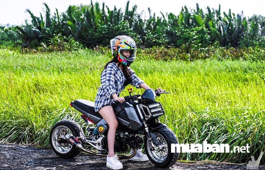Honda Msx125 1