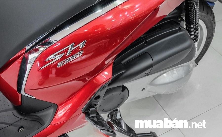Honda SH 2019 có thể dễ dàng đạt tốc độ tới 130 km/h mà vẫn tỏ ra khỏe máy và an toàn.