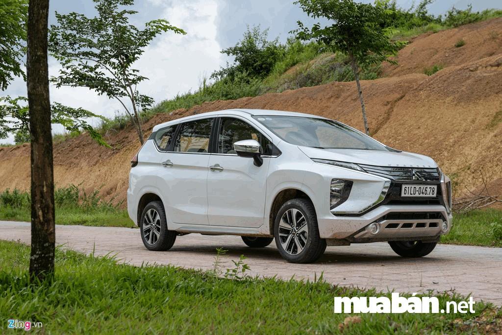 Xe Mitsubishi Xpander có giá bán là 620 triệu