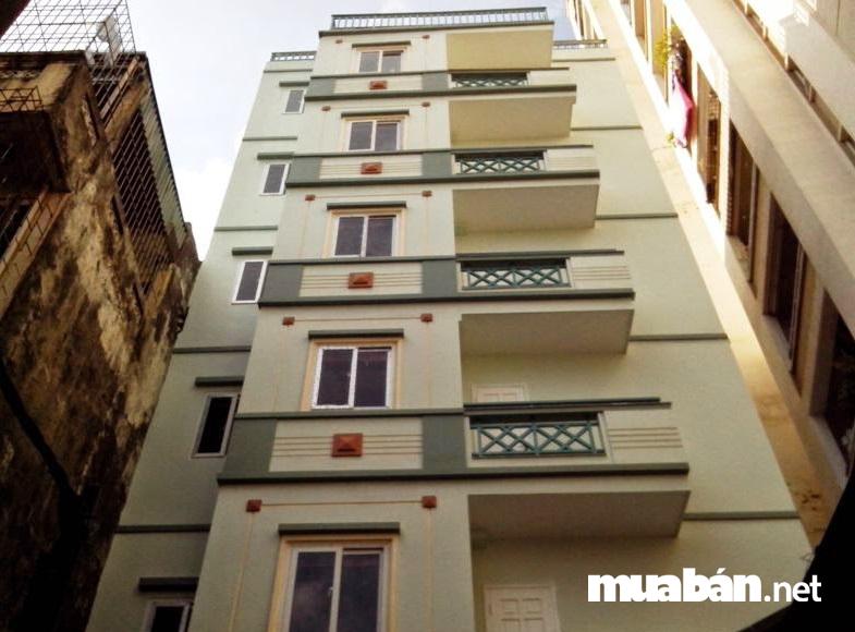 Nên mua hay thuê chung cư mini?