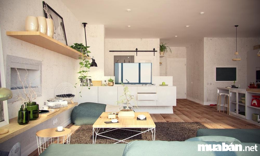 Những mẫu căn hộ giá rẻ được ưa chuộng hiện nay
