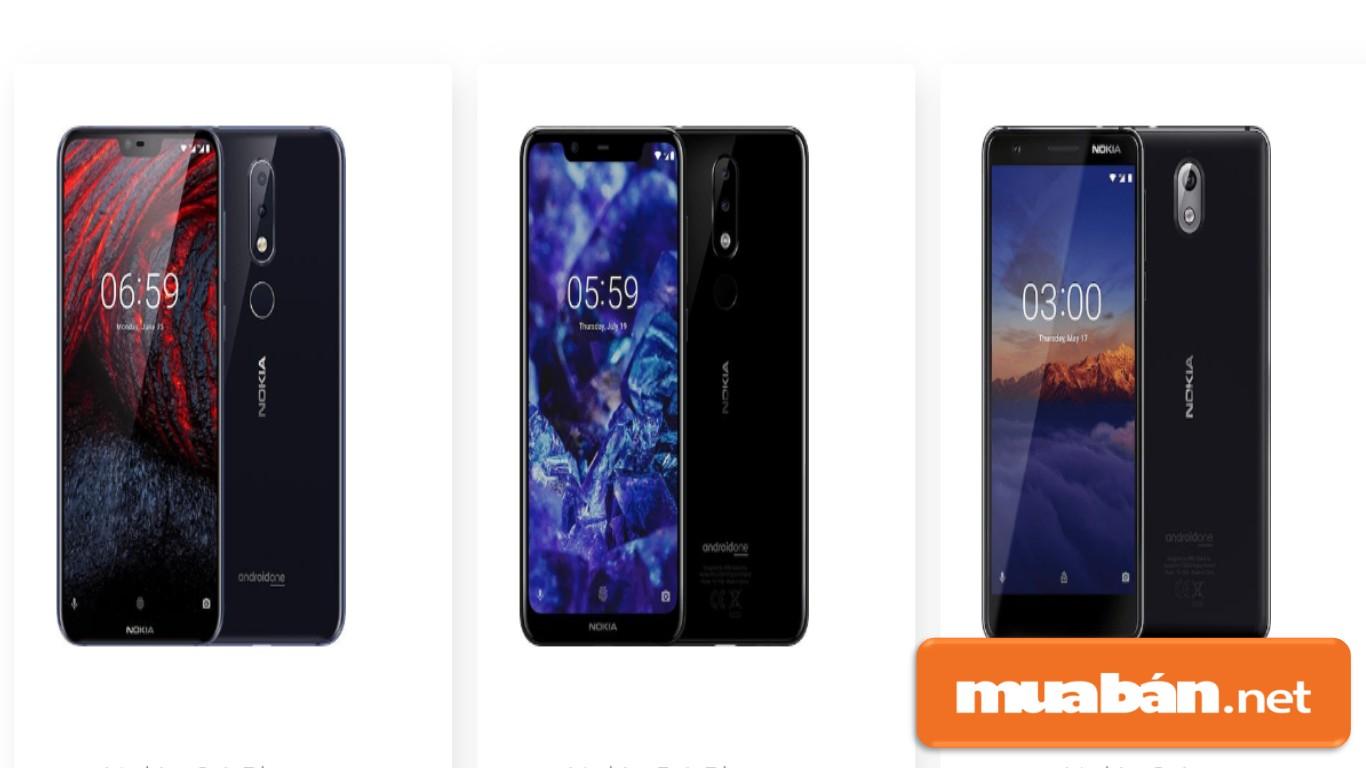 Nokia Rất Chiều Lòng Khách Hàng Sử Dụng Khi Tung Ra Nhiều Chiếc Điện Thoại Rẻ Với Giá Dưới 5 Triệu Đồng