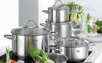 Bếp từ phải sử dụng bộ nồi nấu chuyên dụng dành riêng cho bếp từ