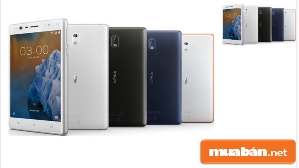 Điện Thoại Nokia 3 Với Mức Giá 2.290.000Vnđ