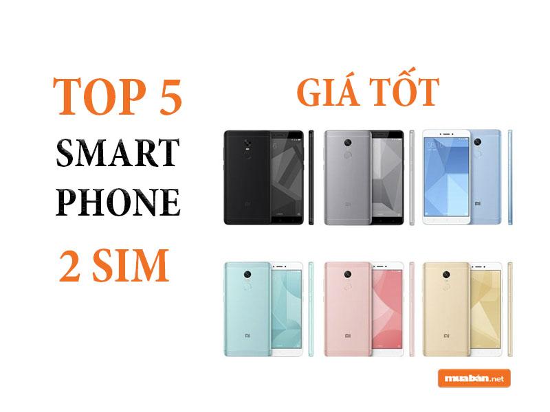 Top 5 Smartphone Xịn