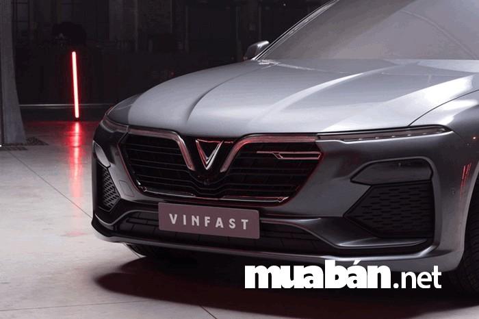 Vinfast được thiết kế nổi bật, sang trọng