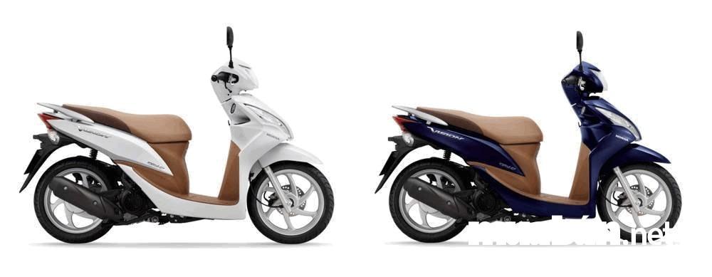 Honda Vision Được Đa Số Các Bạn Sinh Viên Nữ, Nvvp Lựa Chọn