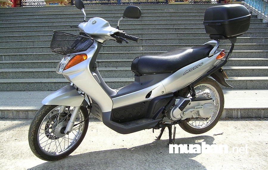Nouvo là dòng xe đánh dấu sự thành công của thương hiệu Yamaha tại thị trường Việt.