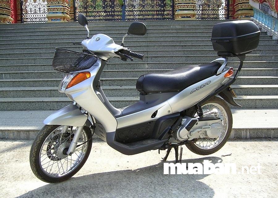 Nouvo là dòng xe tay ga đời đầu của Yamaha tại thị trường Việt Nam.