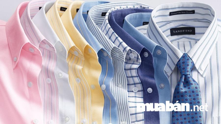 Bạn chỉ cần lưu ý khi chọn cổ áo, thì có thể chọn cho mình một mẫu áo sơ mi công sở đẹp và phù hợp với vóc dáng.