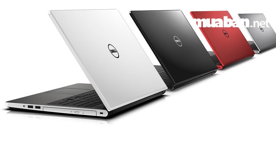 Laptop thương hiệu Dell được nhiều người dùng Việt ưa chuộng bởi kiểu dáng đẹp, linh kiện bền bỉ và hoạt động mạnh mẽ.