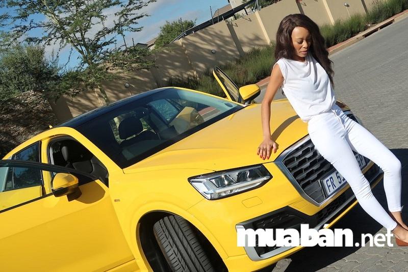 Những nữ doanh nhân cá tính và mê xe thể thao thì Audi Q2 là lựa chọn phù hợp.
