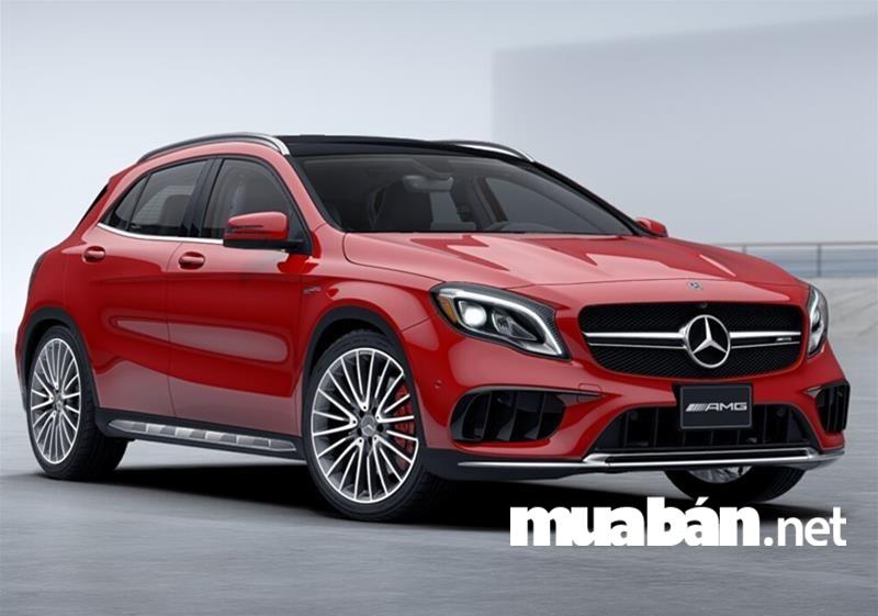 Mercedes-Benz GLA 2018 là dòng xe hạng sang được giới thiệu ra thị trường Việt Nam vào tháng 8/2017 tại Vietnam Motor Show.
