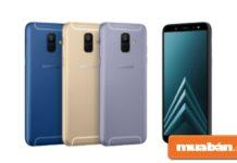 Điện thoại Samsung A6.