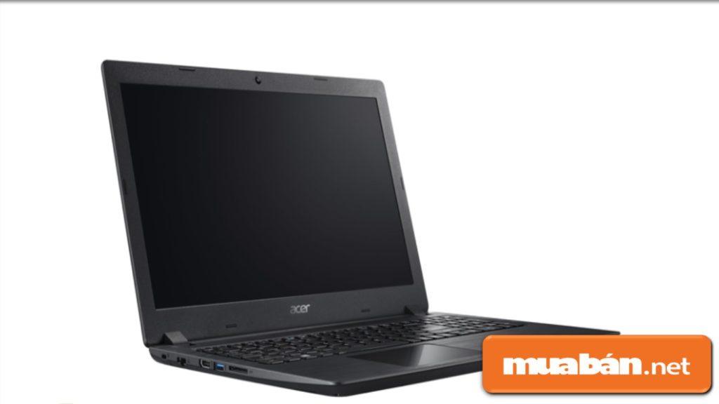 Máy được tích hợp chip đồ họa Intel HD Graphics, ổ cứng HDD 500Gb.