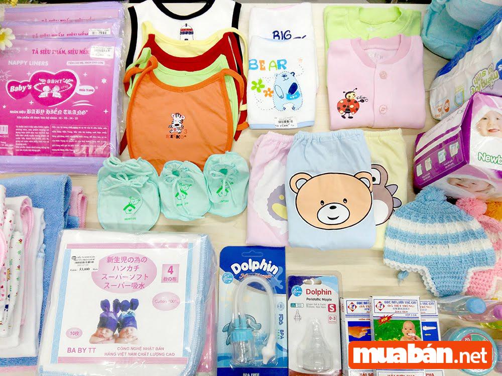Bạn chuẩn bị đồ dùng cho trẻ sơ sinh mùa đông này như thế nào?