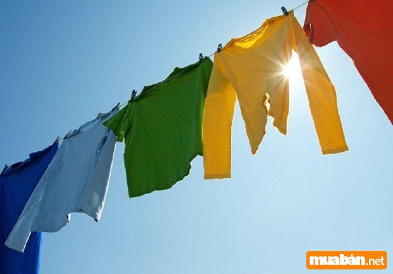 Cách bảo quản áo thun bền đẹp như mới