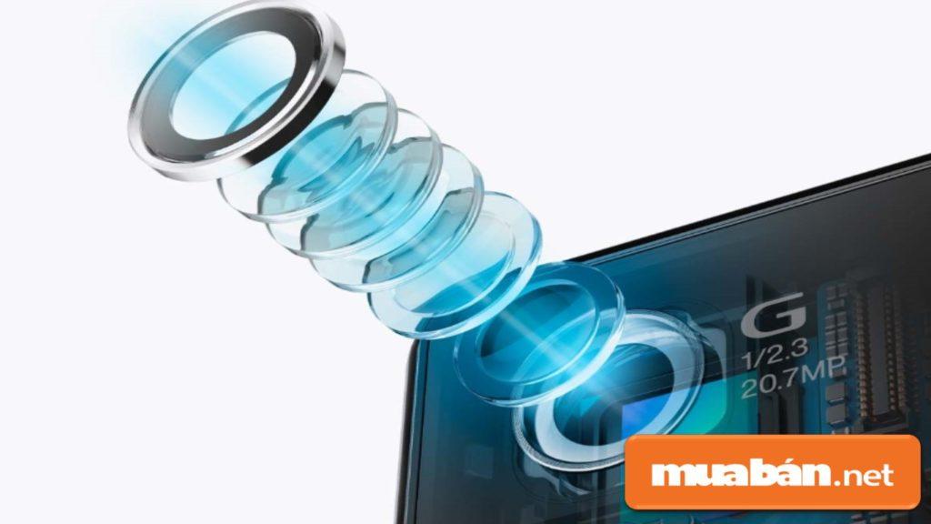 Điện thoại Samsung chụp hình đẹp luôn có chất lượng ống kính camera tốt.