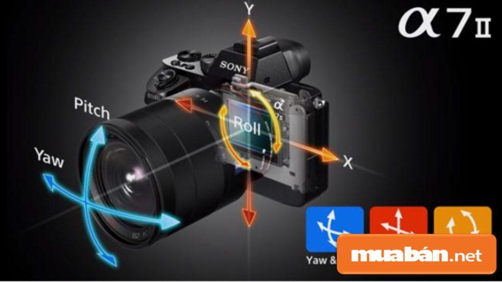Khả năng chống rung giúp hình chụp trong lúc di chuyển vẫn giữ được chất lượng hình ảnh ổn định.