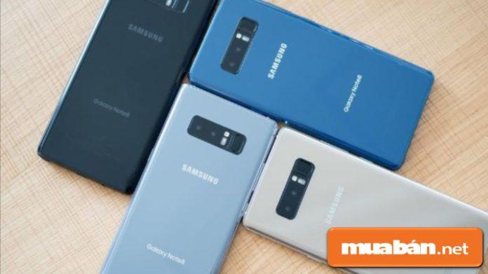 Điện thoại Samsung chụp hình đẹp.