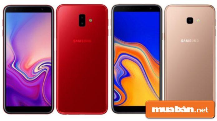 Samsung cho ra mắt nhiều dòng điện thoại với phân khúc tầm trung với hiệu suất sử dụng khá ổn định.