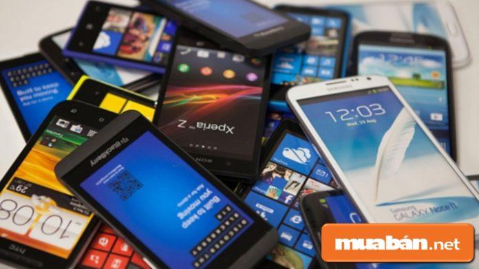 Hướng dẫn bạn tìm mua điện thoại cũ giá rẻ trên muaban.net.