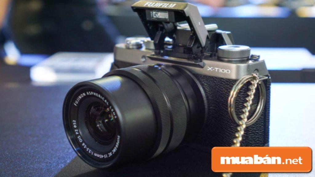 Fujifilm X-T100 có khả năng chụp 4K Burst, máy sẽ có khả năng chụp liên tục.