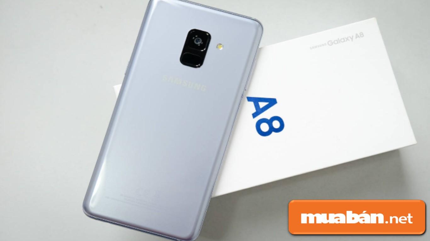 Samsung Đã Ra Mắt Điện Thoại Galaxy A8 Vào Những Ngày Cuối Năm 2017.
