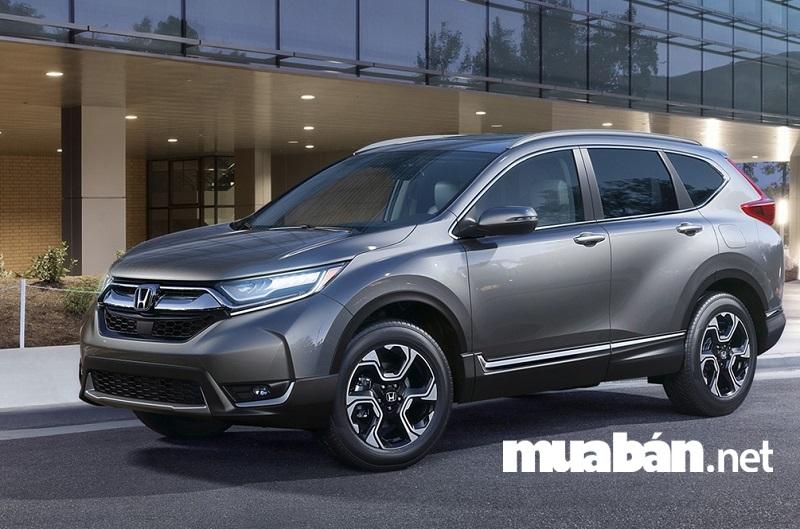 Điểm mới của Honda CR-V thế hệ mới tại thị trường Việt Nam đó chính là được bổ sung thêm hàng ghế thứ 3.