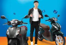 Honda Vision 2019 – trang bị Smartkey, thêm nhiều tùy chọn màu sắc