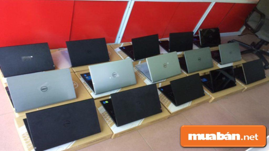 Mua laptop cũ giúp bạn có nhiều sự lựa chọn về hãng sản xuất, cấu hình máy.