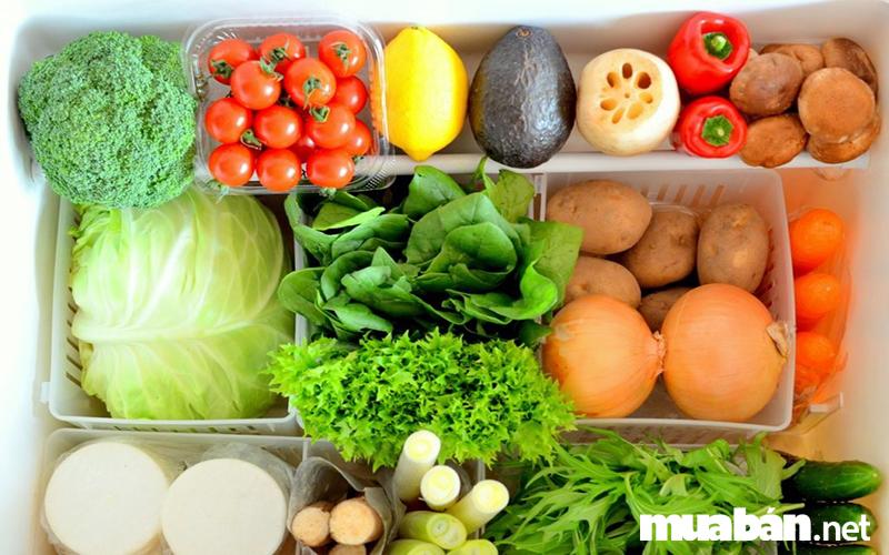 Mách bạn cách bảo quản rau trong tủ lạnh được tươi ngon lâu hơn
