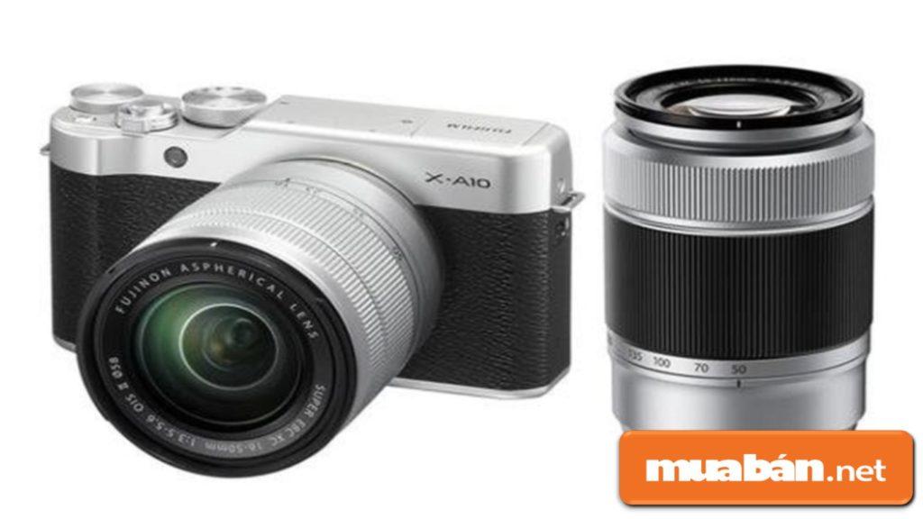 Fujifilm X-A10 có chế độ quay phim rõ nét, chất lượng hình ảnh cao.