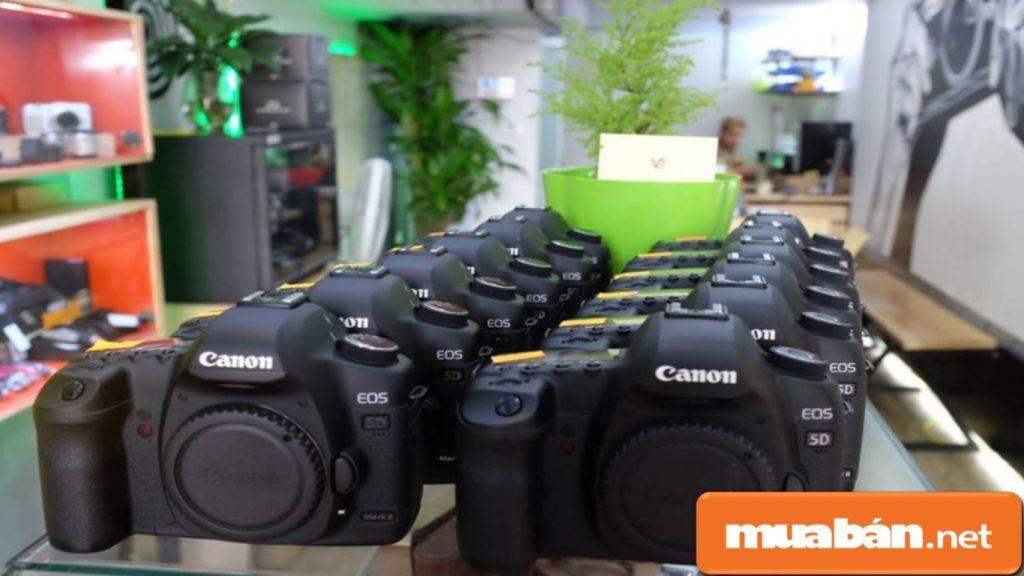 Bạn nên tìm hiểu địa chỉ mua máy ảnh cũ uy tín