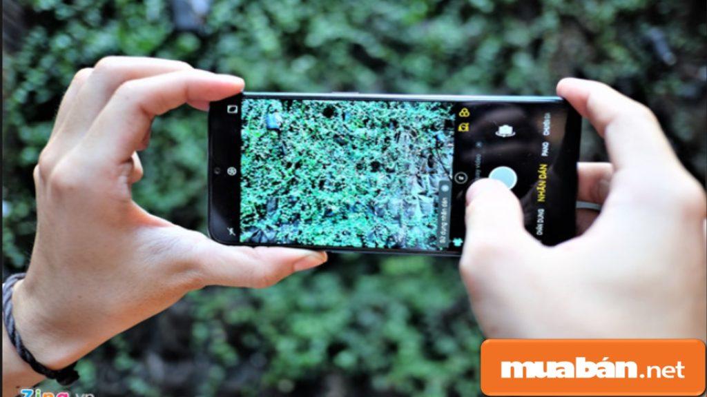 Realme 2 Pro có camera kép và được hỗ trợ nhiều chế độ chụp ảnh khác nhau.