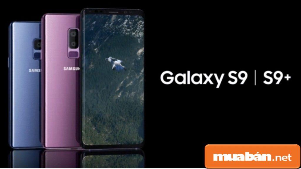 Bộ đôi Samsung Galaxy S9/S9+ của Samsung.