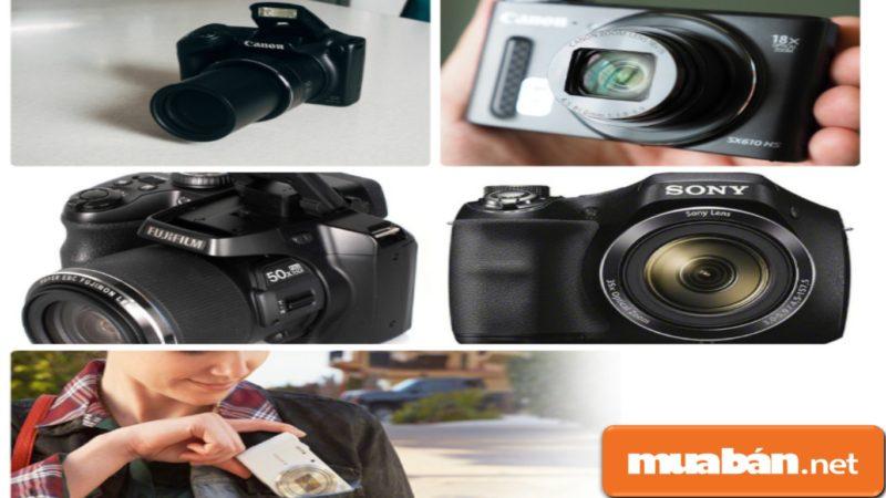 Những máy ảnh giá rẻ dưới 5 triệu đồng đáng để mua